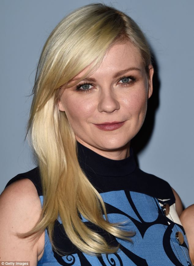 Kirsten Dunst has become the first celebrity to publicly criticize Apple after it emerged that a flaw in the