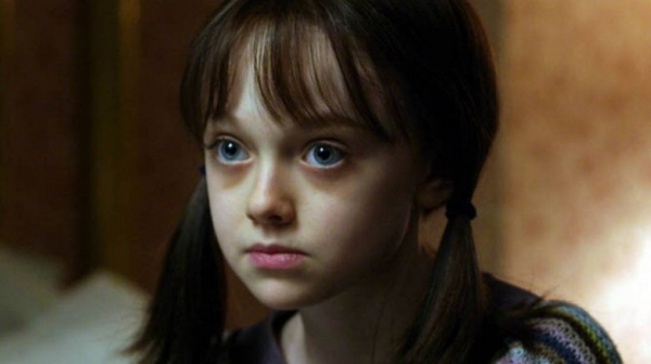 Dakota Fanning in Hide and Seek (2005)