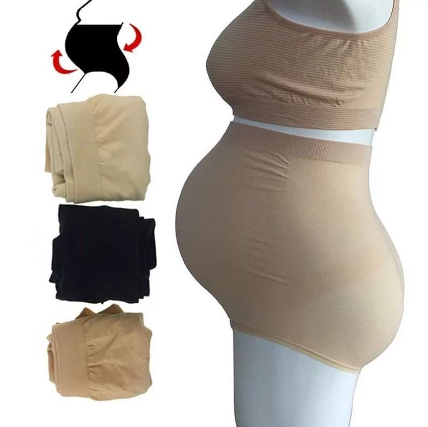 Nigerian fashionable clothes for pregnancy - underwear