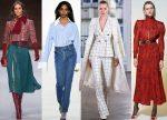 Мода осень зима 2018 фото повседневная женская – Идеи! Модных трендов осени-зимы 2019 2020 женская мода 85 фото тенденции