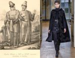 Что такое охабень фото – Что такое охабень и как он выглядит в женской моде
