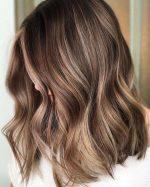 Модное окрашивание волос для брюнеток – 10 модных окрашиваний для брюнеток